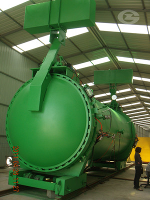 AAC autoclave manufacturer