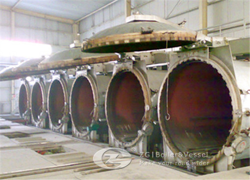 Gypsum autoclave supplier for sale in Singapore
